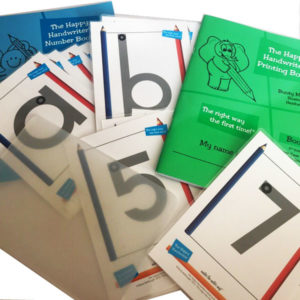 A kit to prepare grade R learners for writing