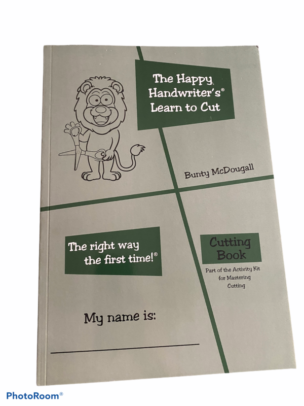 A learn to cut book